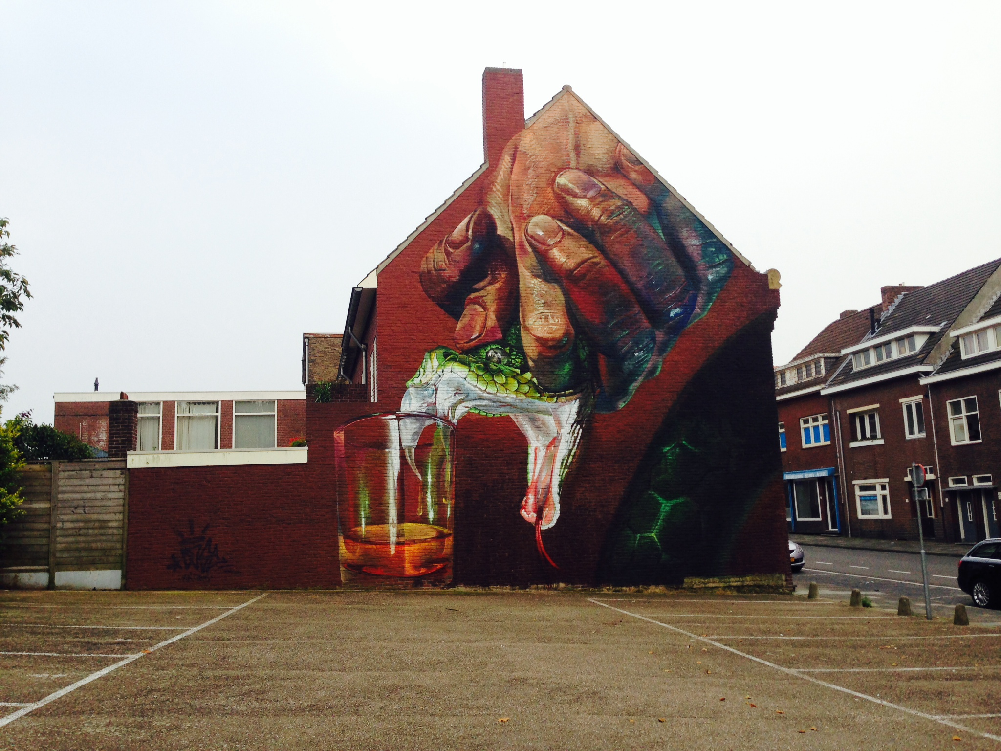 Street art blog online gallery heerlen murals 2014 for Call for mural artists 2014